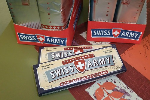 Swiss Army Survival Food