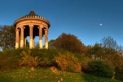 English Garden Rotunda