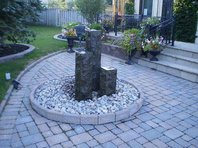 Stone Garden Centerpiece Flickr Photo Sharing