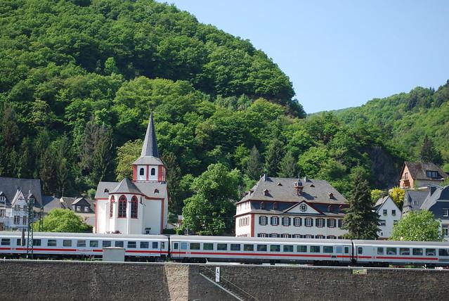 Germany - Rhine Town near Kestert 3