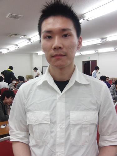 110522 Limits Gateway Round 2 Winner: Fujimoto Yosuke