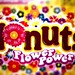 donuts flower power