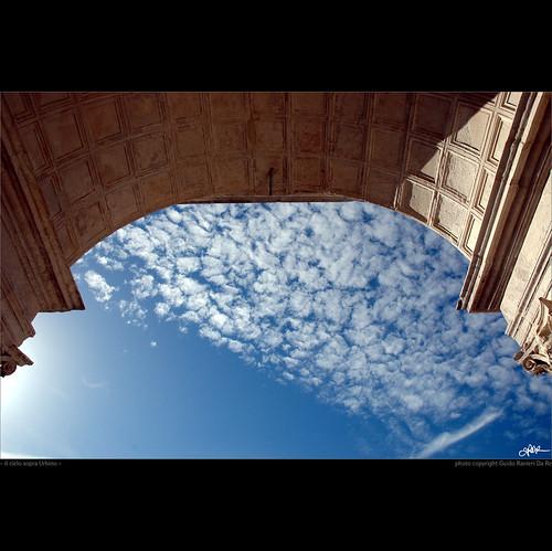 sky italy heaven italia cielo urbino marche indianajones palazzoducale ilcielosopraberlino derhimmelüberberlin nonsonoglianniamoresonoichilometri guidoranieridare