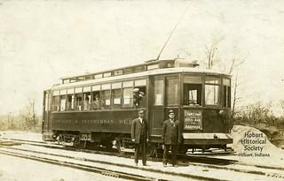 streetcar 1911