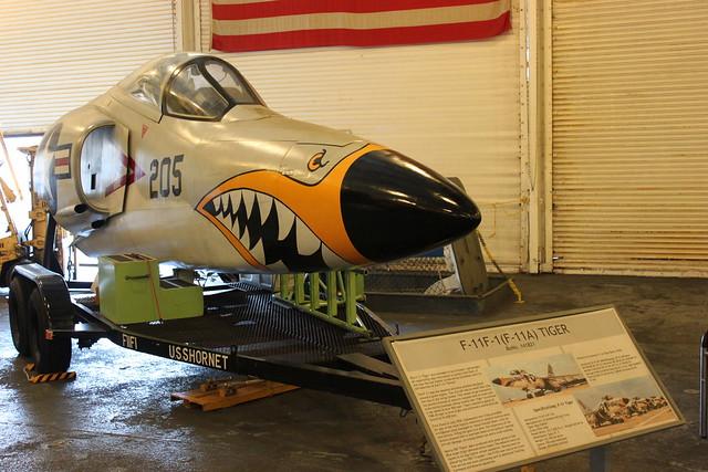 Grumman F-11F-1 (F-11A) Tiger