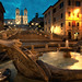 The Spanish Steps at Sunrise by rsusanto