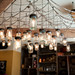 Marben restaurant light fixture