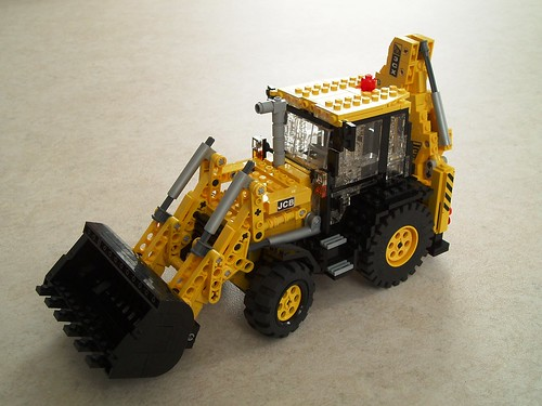 JCB Backhoe loader (1)