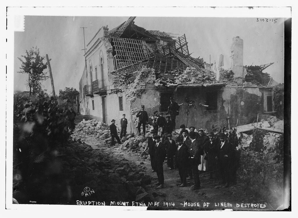 Etna, l'eruzione del 1669 nelle relazioni giornalistiche contemporanee$
