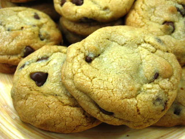 Reese's stuffed chocolate chip cookies | Flickr - Photo Sharing!