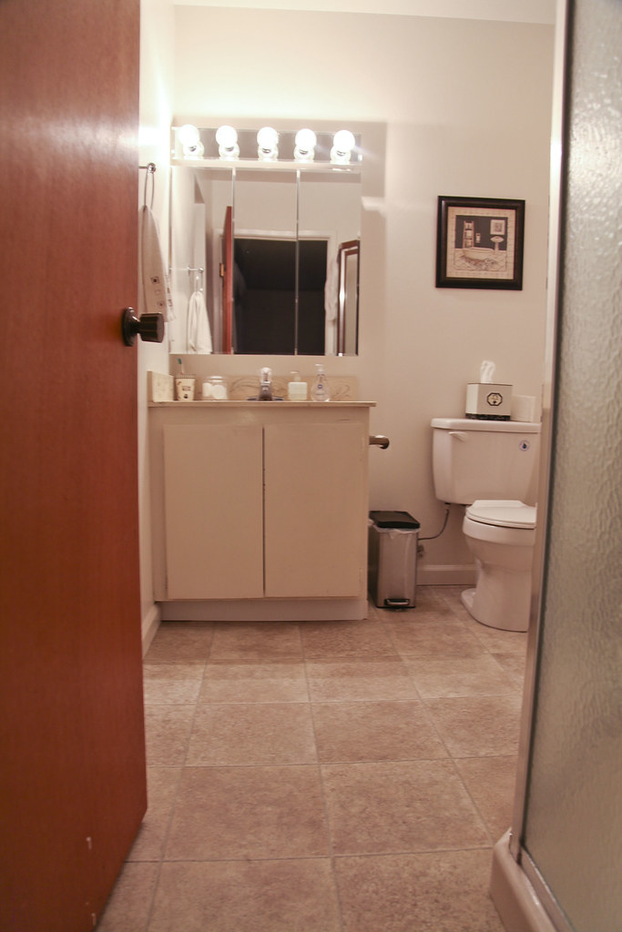 Bathroom Complete!