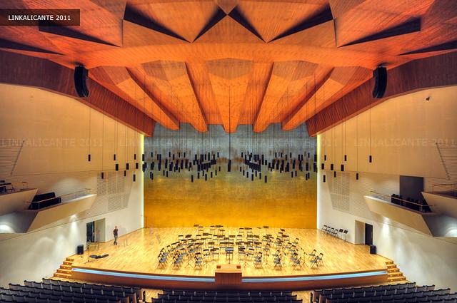 Auditorio Diputación Alicante