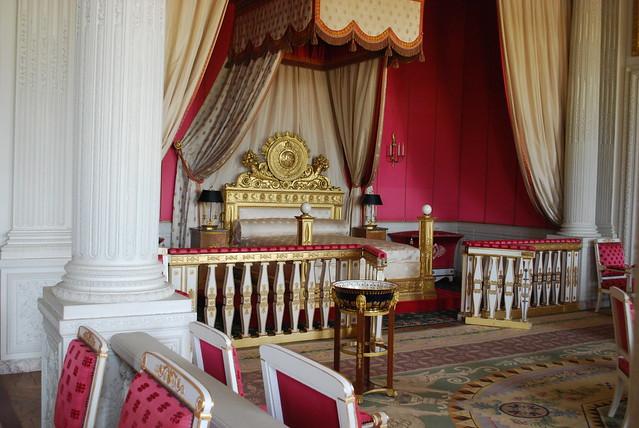 marie antoinette 39 s bedroom grand trianon versailles