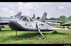 Dedicated to 50th Anniversary of Gagarin's Flight. Soviet MiG 105-11 Spaceplane.