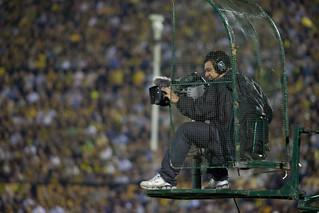 Copa Libertadores de America 2011 | Peñarol - Independiente | El día de la bandera | 110412-2978-jikatu
