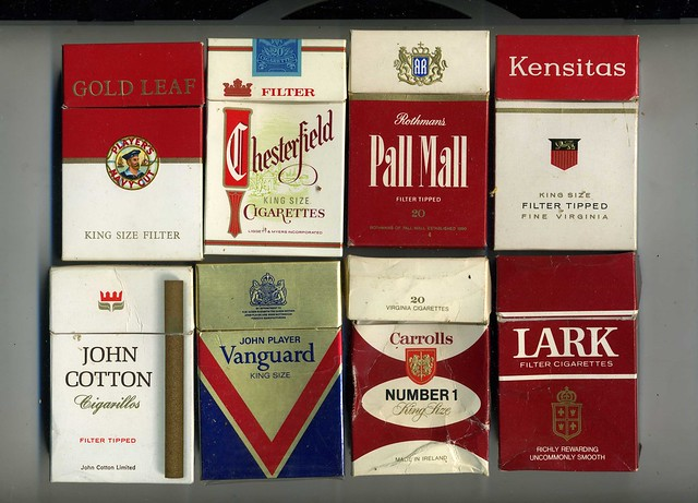 Cost of a pack of cigarettes American Legend 2016 Vermont