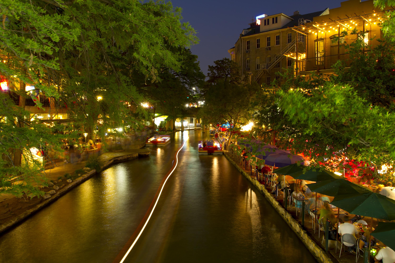 San Antonio Riverwalk Evening | Flickr - Photo Sharing!