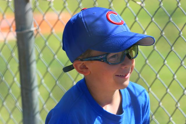Baseball Game 4.16.2011