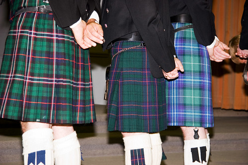 Up Your Kilt!