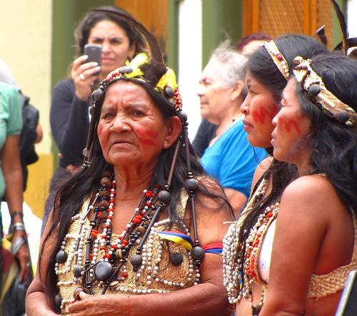 Indígenas Yukpa (Sierra de Perijá).
