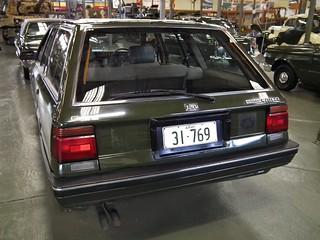 1988 Nissan R31 Pintara GLi station wagon