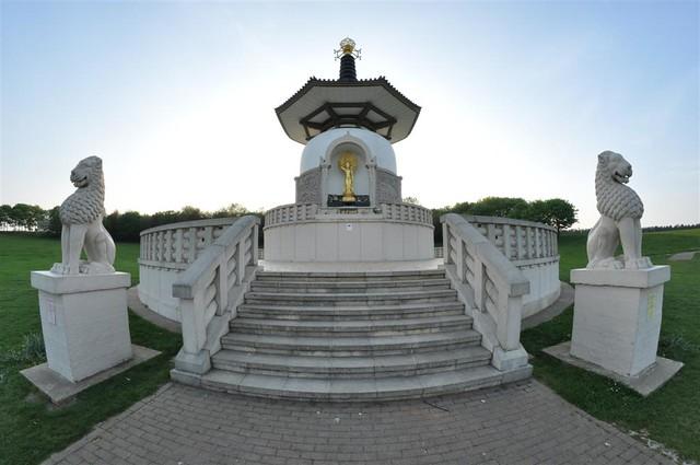 Pagoda de la paz del Willen Lake in Milton Keynes, una joya única en el mundo. Willen Lake de Milton Keynes, más que un lago ... un estilo de vida - 5641012828 74c482217e z - Willen Lake de Milton Keynes, más que un lago … un estilo de vida