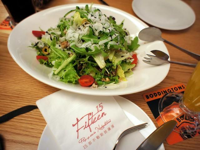 15 - Italian Vinaigrette Mixed Green Salad | Generous servin ...