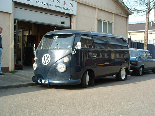 BE-49-18 Volkswagen Transporter T1 1966