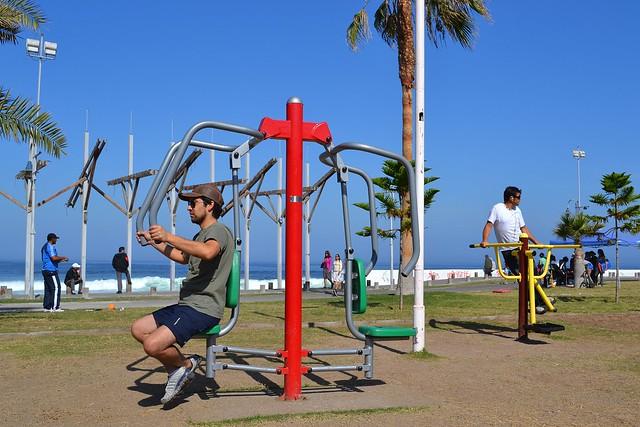 M quinas de ejercicio flickr photo sharing for Maquinas de ejercicios