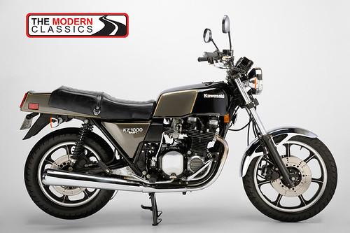 1980 Kawasaki KZ1000 ST