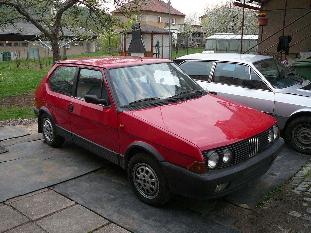 Fiat Ritmo 105TC mk2