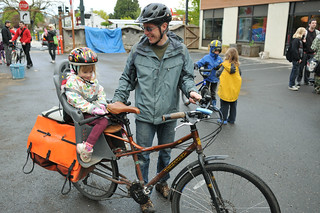 Trillium Charter School bike train-14-12