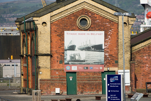 Titanic Made In Belfast by infomatique