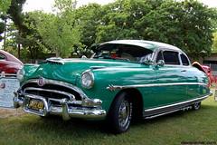 automobile, automotive exterior, hudson hornet, pontiac chieftain, vehicle, antique car, sedan, classic car, vintage car, land vehicle, luxury vehicle, motor vehicle,