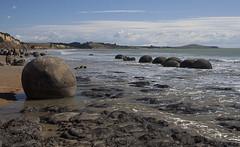 Moeraki Boulders (ii)