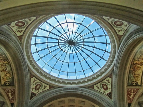 Forum Shops Dome