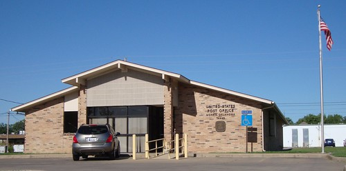 Post Office 74445 (Morris, Oklahoma)