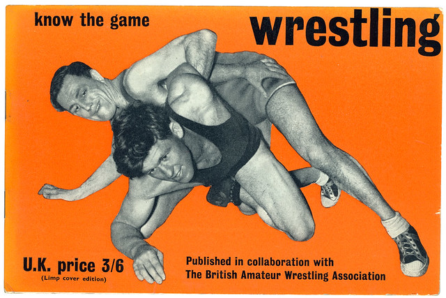 know the game - wrestling