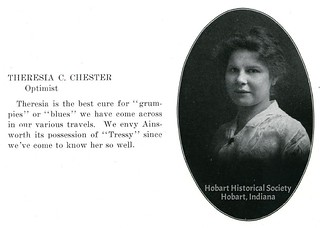 Theresia Chester