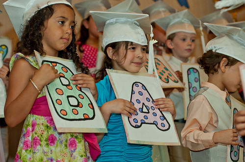 Kindergarten Graduation Ceremony 2011 by SFA Union City
