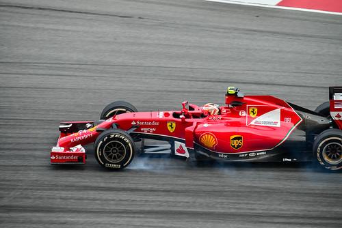 Scuderia Ferrari F14T 2014