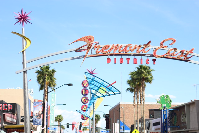 Travel: Las Vegas on Living After Midnite