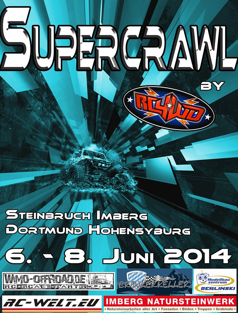 Plakat Supercrawl