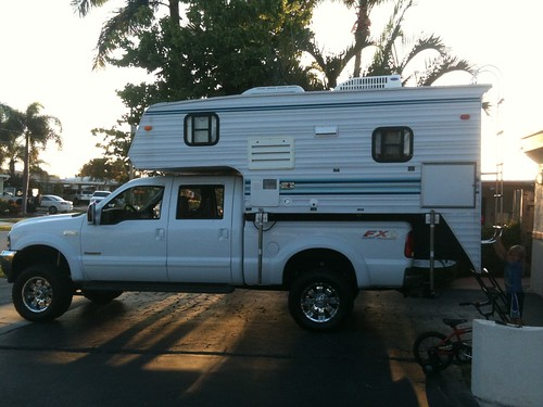 RV Net Open Roads Forum: Truck Campers: What Was You First