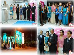 Inauguración de Imditel en moca  (imágenes diagnosticas y telemedicina)