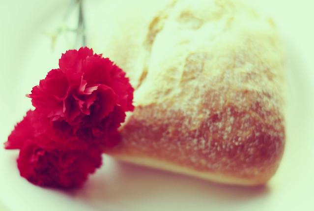carnations&bread