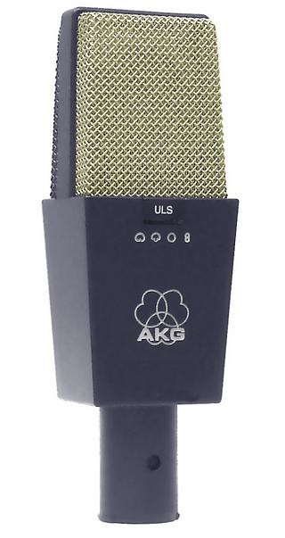Akg C Mic For Opera Vocal In Small Room