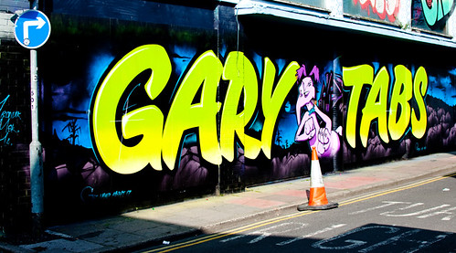 Gary Tabs by AVK_ONE