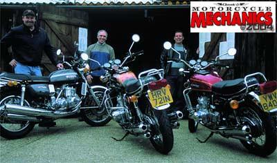 Classic Motorcycle Mechanics issue 198