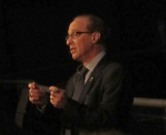 Ray Kurzweil at the IMAX Science Museum